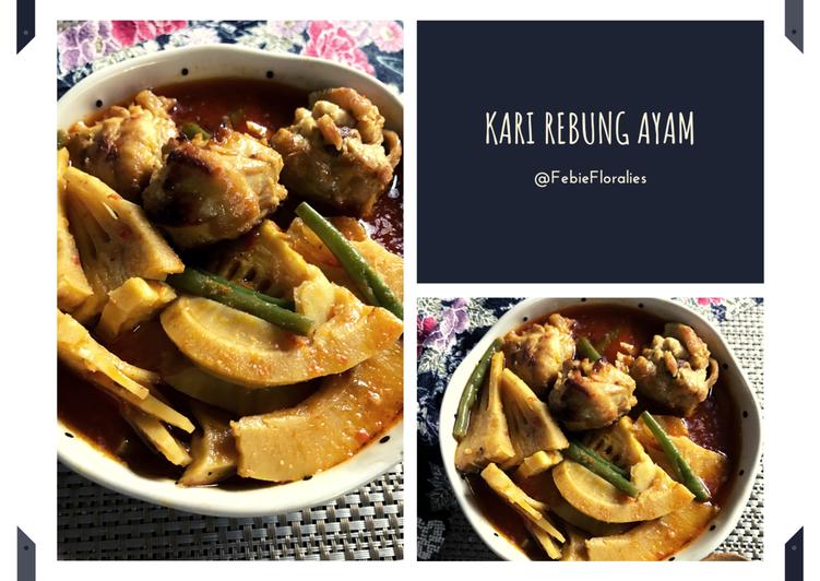 Kari Rebung & Ayam