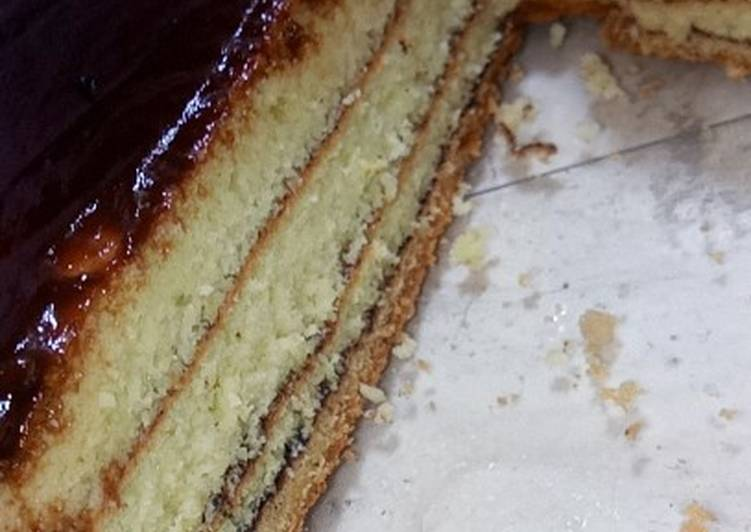 Le moyen le plus simple de Préparer Délicieux Gâteau au chocolat
