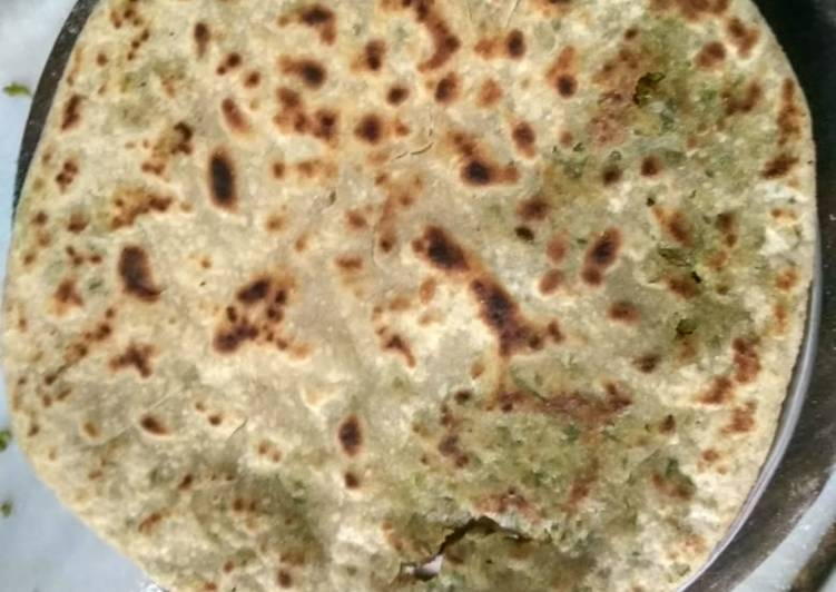 Step-by-Step Guide to Make Award-winning Peas paratha