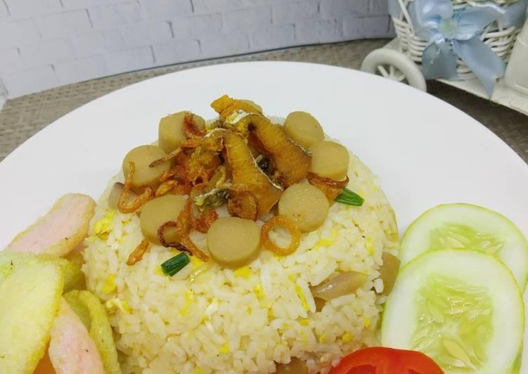 Nasi Goreng Homemade Spesial