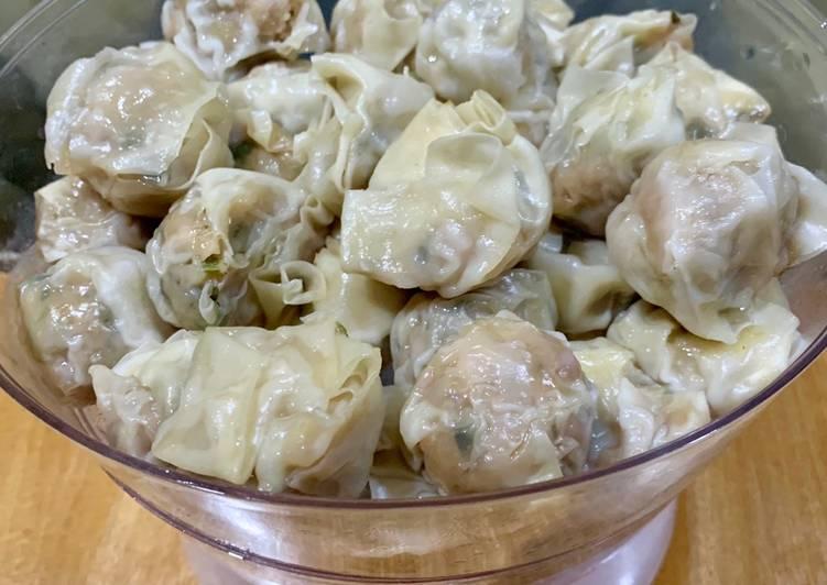 Dimsum Ayam Ala Mama3KIA (Daging Paha Ayam)