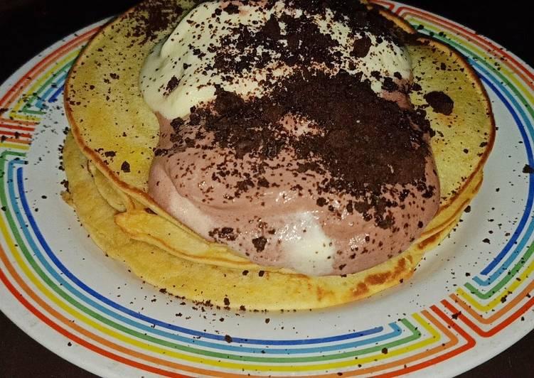 Pancake / Panekuk Teflon Ala Alaan