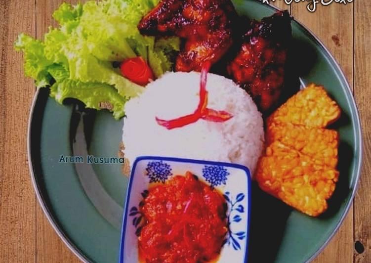 Ayam Bakar ala Wong Solo