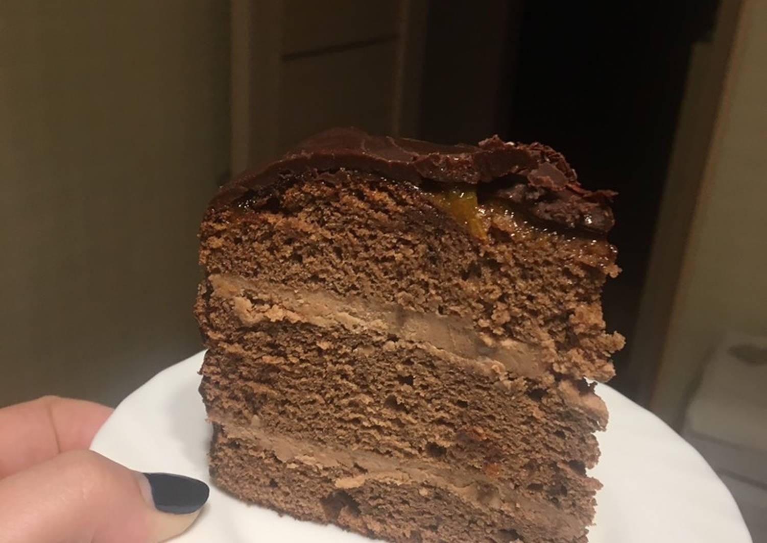 торт прага со сгущенкой рецепт с фото всегда видели ней