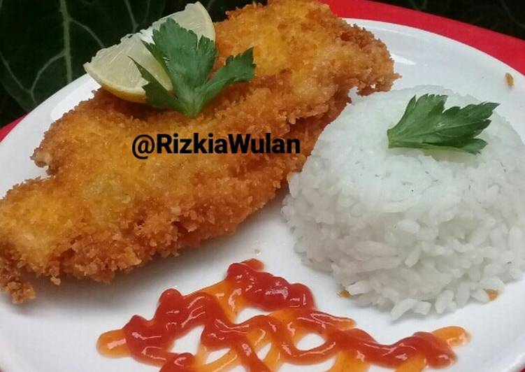 Resep Chicken Cheese Schnitzel Oleh Riz Cookpad
