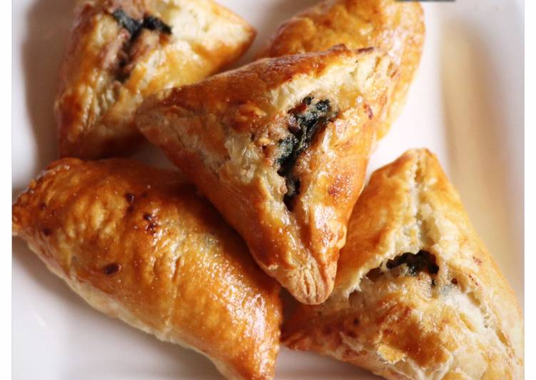 Turn to Food to Elevate Your Mood Spinach hand pies