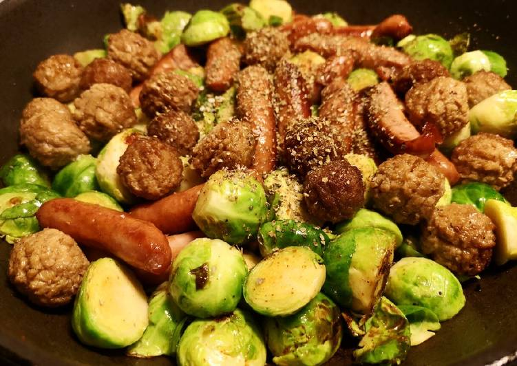 What are some Dinner Ideas Royal Mixed wok in 15min