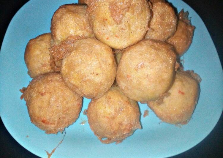 Recipe of Perfect Yam balls