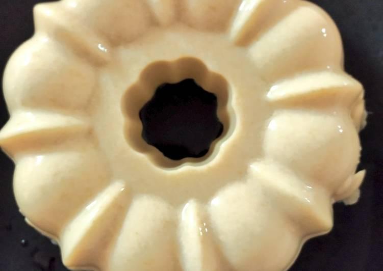 Puding agar agar Roti - resepipouler.com
