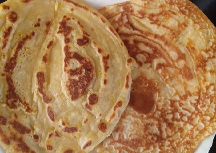 Banana pancakes 😋