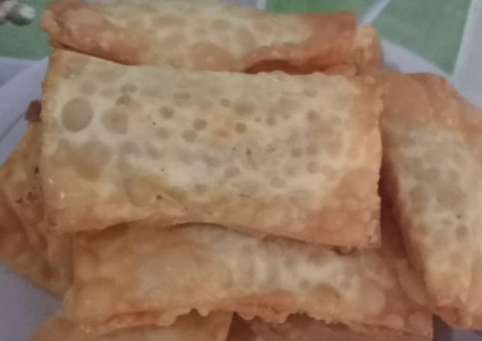 Cibay (Aci melambay) kulit pangsit