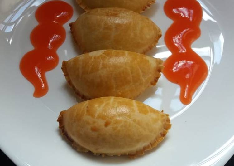 Meat pies #teamcontest#supersnackers#snacks