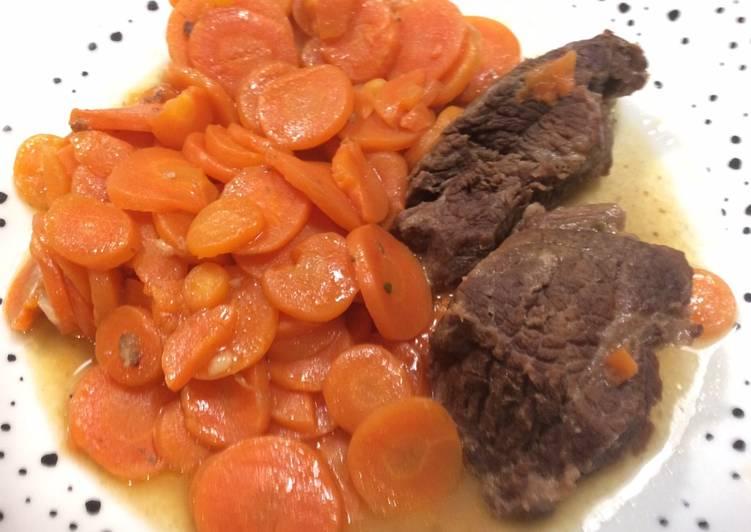 Bœuf carottes au cookeo