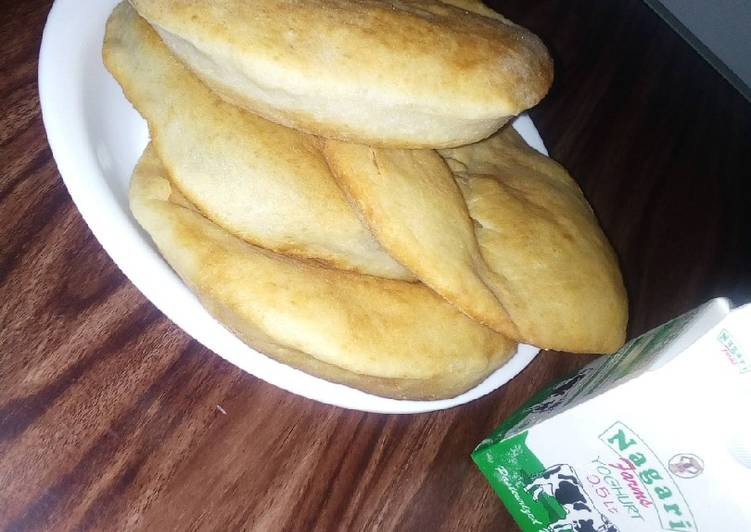 Steps to Prepare Super Quick Homemade Pateera