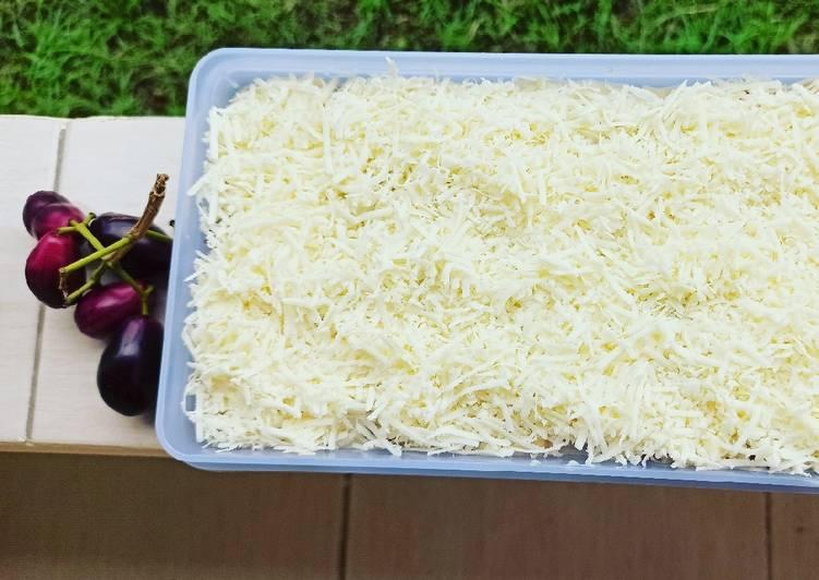 Salad Buah Homemade - cookandrecipe.com
