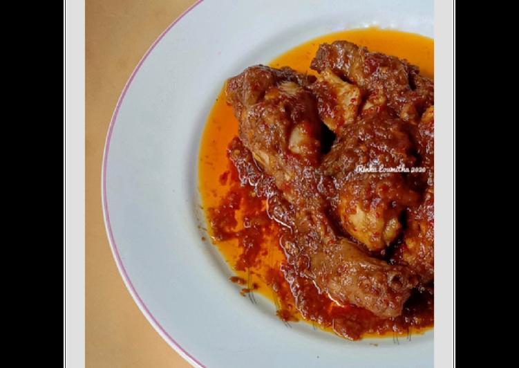 Cara Mudah Membuat Gulai ayam yang Lezat Sekali