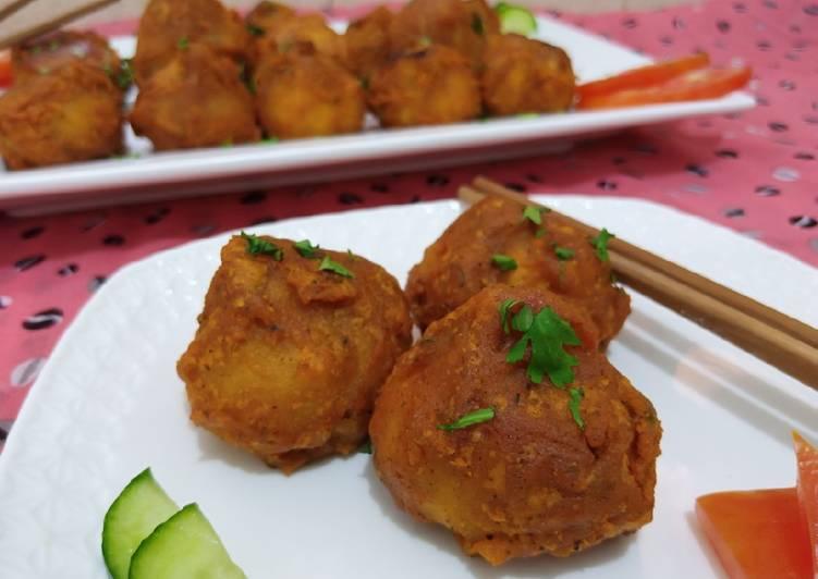 Recipe of Perfect Chicken Tandoori Momos