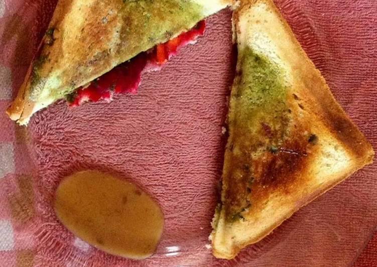 Recipe: Delicious Sandwich