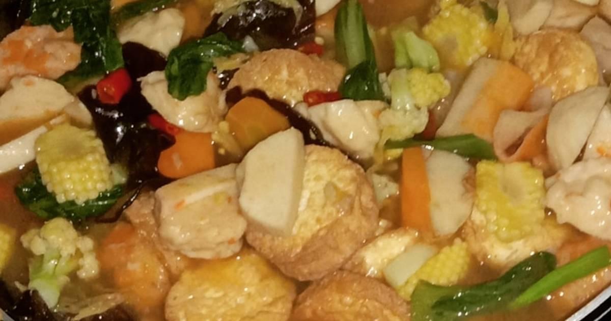 33 Resep Kailan Baby Ala Resto Cina Enak Dan Sederhana Cookpad