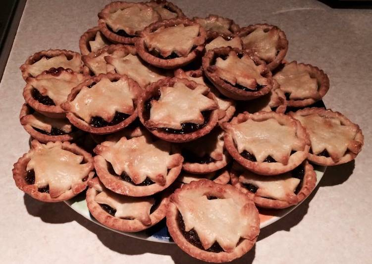 Step-by-Step Guide to Prepare Quick Mince pies