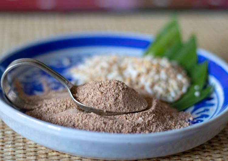Simple Way to Prepare Super Quick Homemade Thai ground toasted rice - Khao Kua