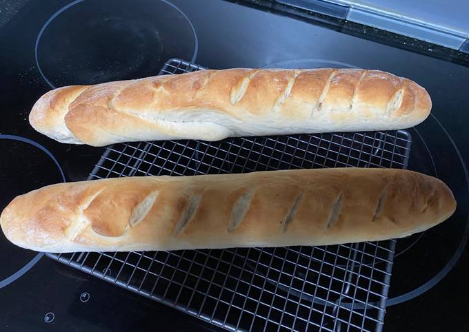 Easiest Way to Prepare Tasty Quick & Easy French Bread