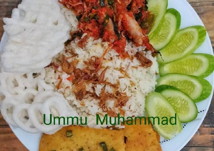 #56 Nasi Liwet Rice Cooker