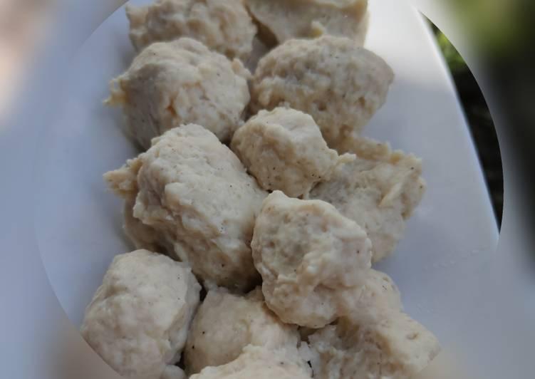Resep Bakso Ayam, Enak