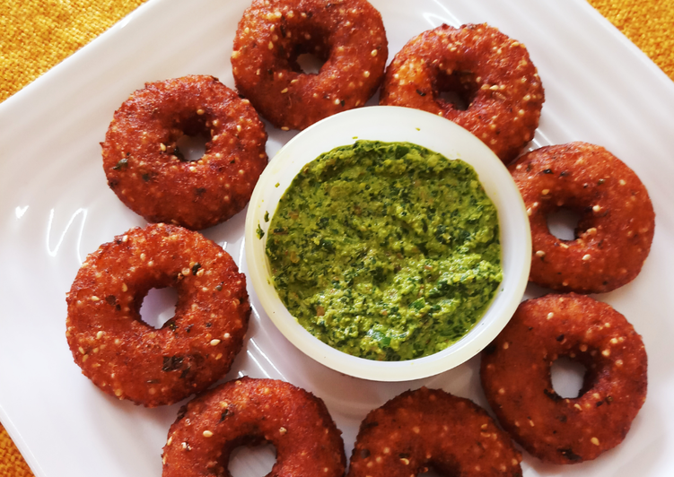 Recipe of Award-winning Sago Vada