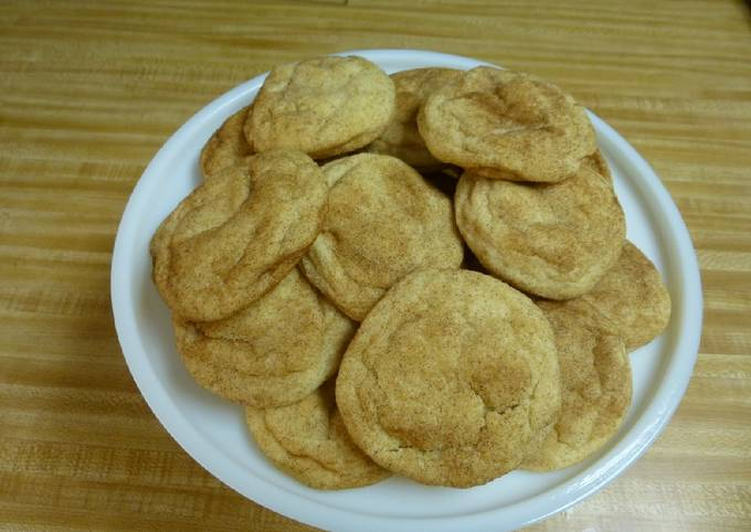 How to Cook Perfect Lee's Snickerdoodles