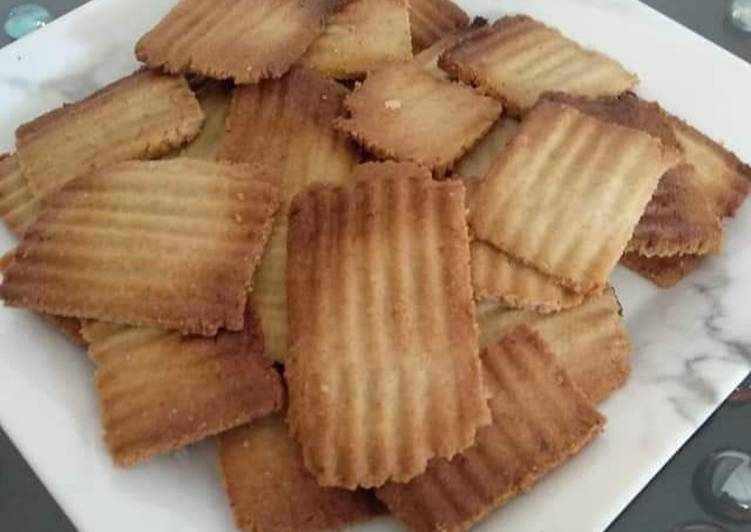 How to Make Super Quick Homemade Aata Biscuits