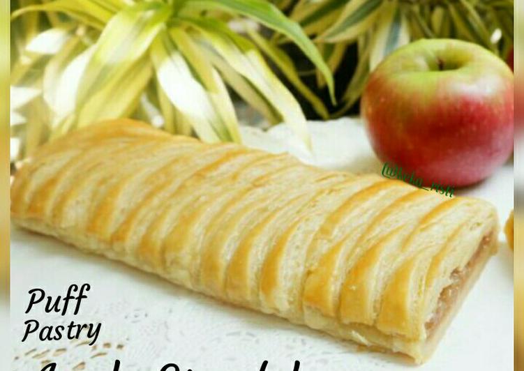 Apple Strudel... Dgn kulit pastry instant