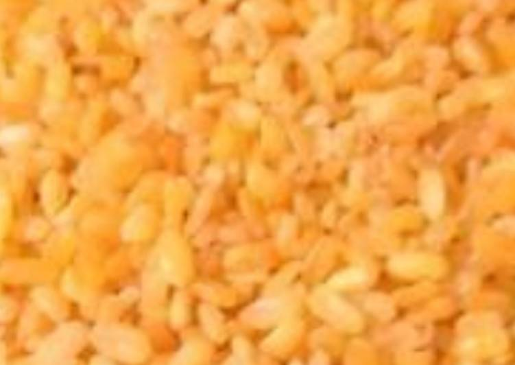 Old Fashioned Dinner Ideas Royal Moong Dal Mixture
