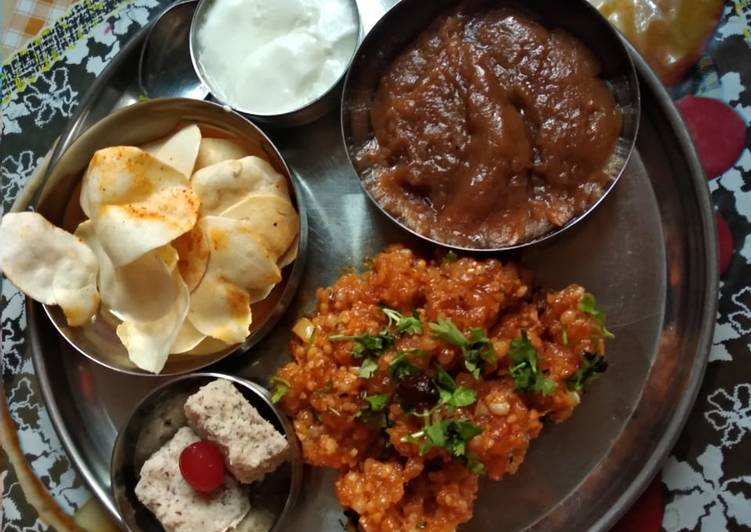 Recipe of Ultimate Sehgaar ki thali