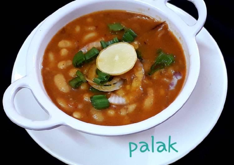 Rajma curry Deciding on Wholesome Fast Food
