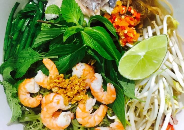 Cach Lam Mon Bun Nước Leo Miền Tay Của Di Mập Cookpad