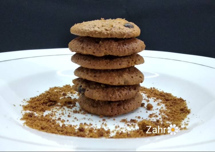 Oatmeal Arrowroot Cookies (gluten free)