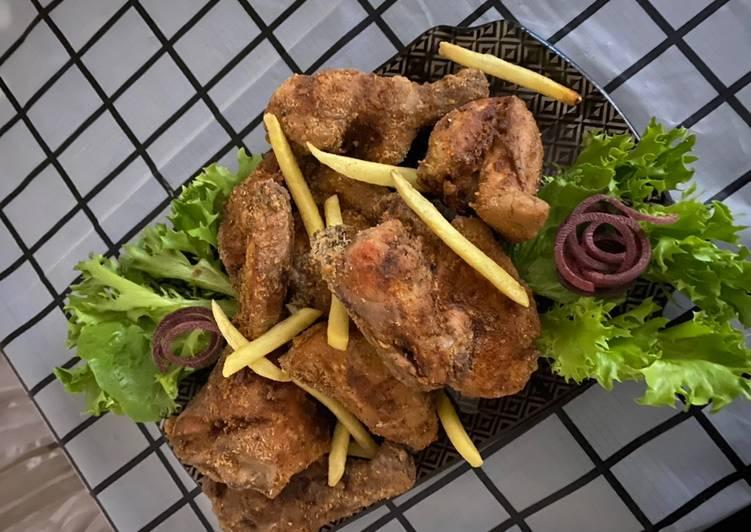 Recipe of Quick Chicken broast