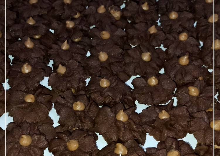 Langkah Mudah untuk Menyiapkan Semprit Coklat Crunchy, Bikin Ngiler
