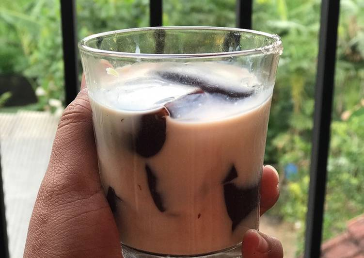 Coffee-jelly dessert resep dari bundnina_kitchen