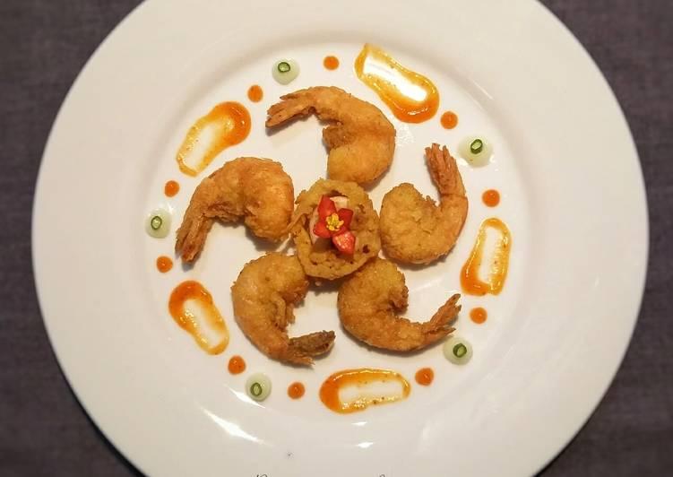 138. Seafood Goreng Tepung