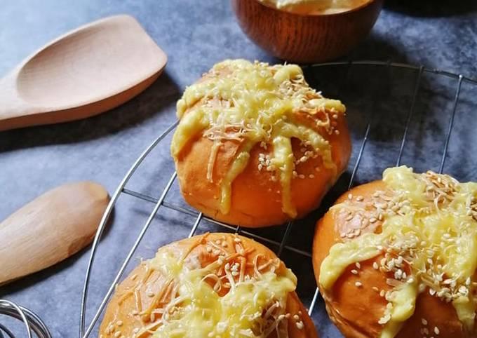 Durian Cheese Bread
