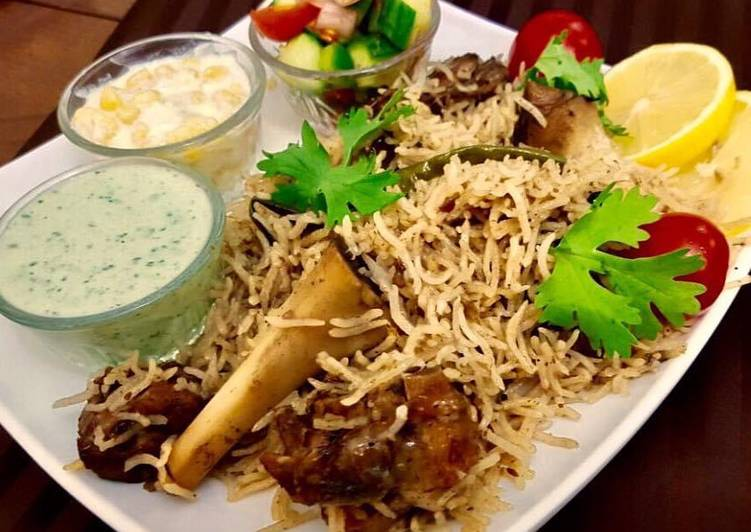 The Best Dinner Easy Vegan Special Mutton Pulao