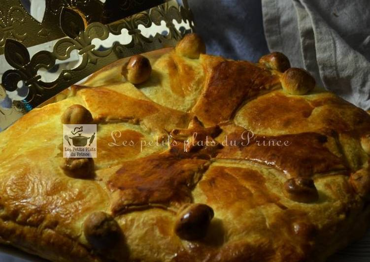 recette Galette Occitanie Le plus simple