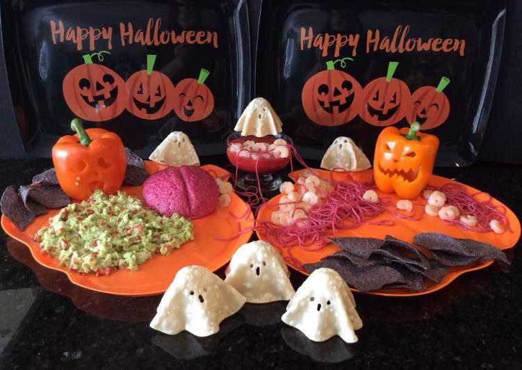 Easiest Way to Prepare Appetizing Halloween Banquet
