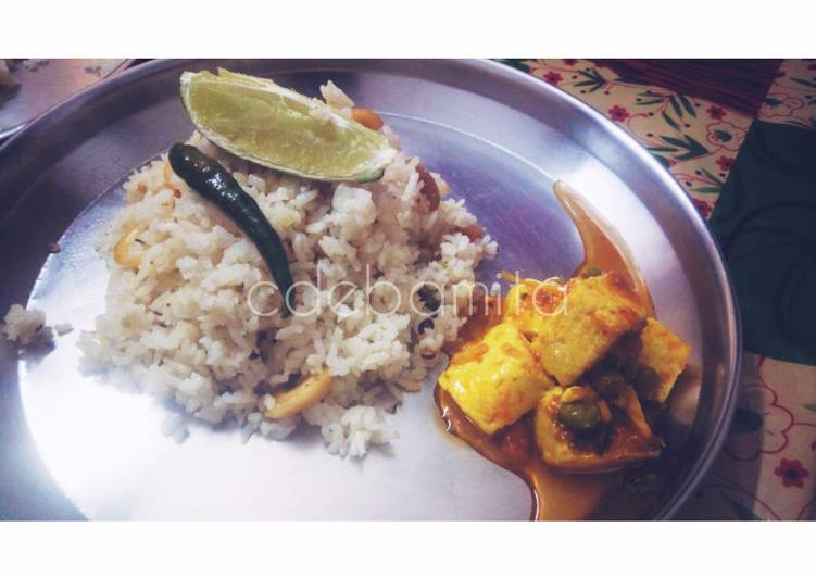 Recipe: Perfect Gondhoraj Pulao