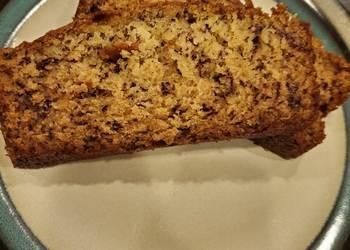 Easiest Way to Recipe Yummy Ultra moist banana bread