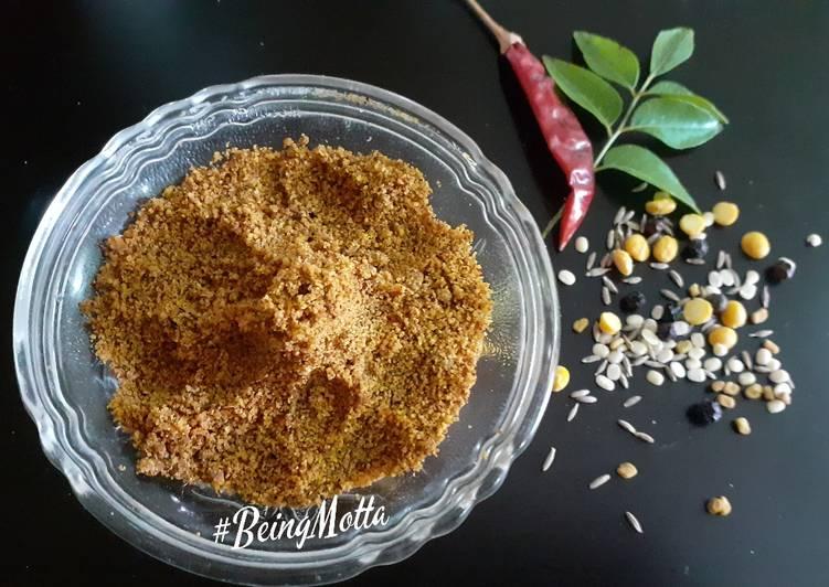 Recipe of Favorite Rasam dry masala powder