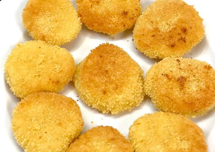 recette Croquettes de pommes de terre Le plus simple