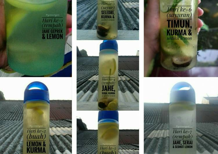 Infused Water #JSR